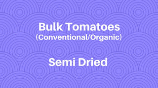 TDF, Turkish Dried Fruits Company - Showcase - bulk-tomatoes Label (3)