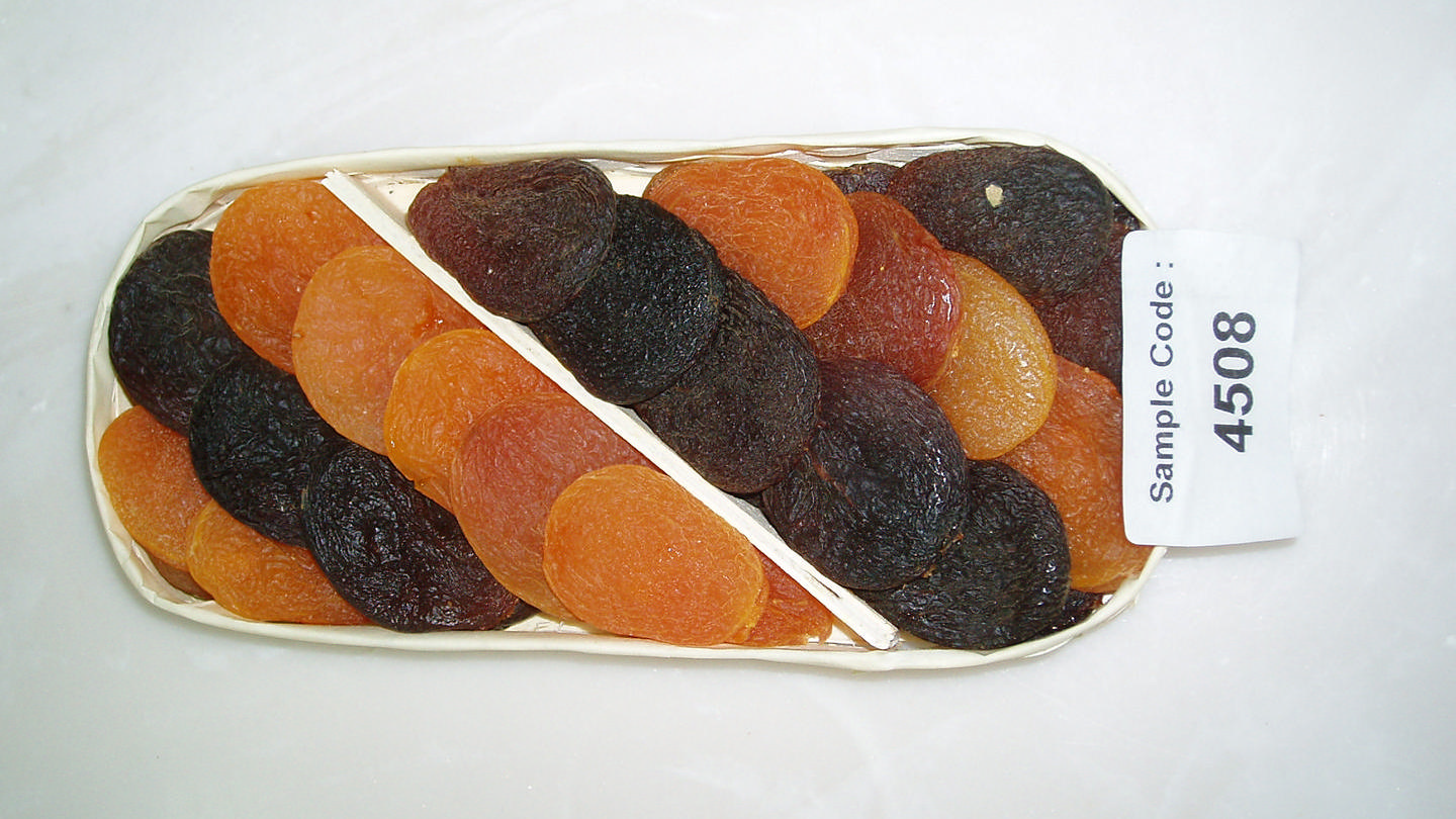 TDF, Turkish Dried Fruits From Turkey Showcase - Pack Dried Apricots Sample 4508