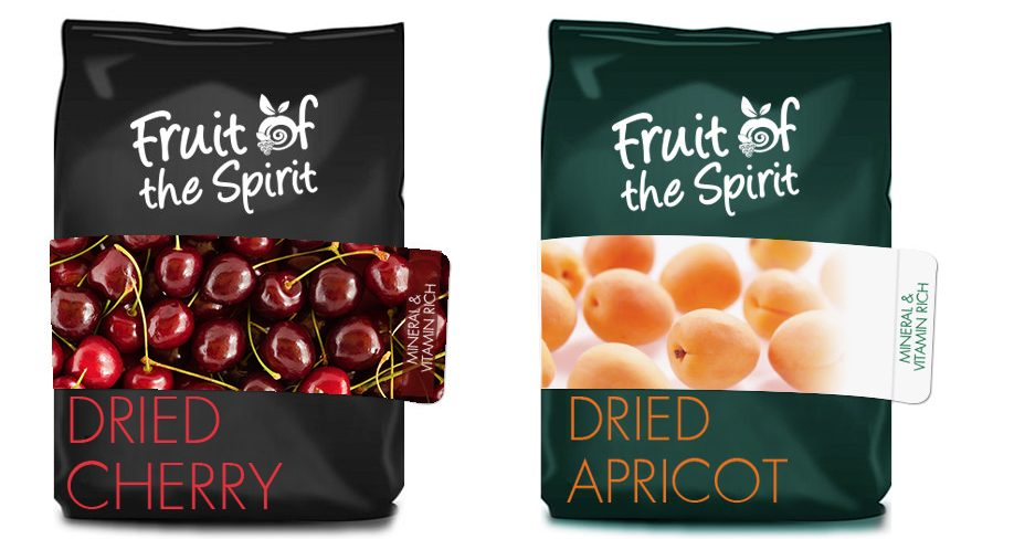 TDF, Turkish Dried Fruits Company From Turkey Showcase - Retail Pack Example Cherry