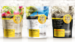 TDF, Turkish Dried Fruits Company From Turkey Showcase - Retail Packs